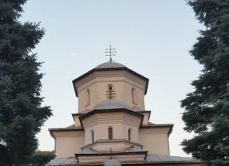 Cuviosul Gherontie la Mănăstirea Tismana